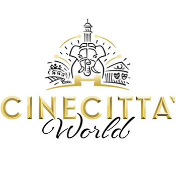 Atmosfera natalizia a Cinecittà World